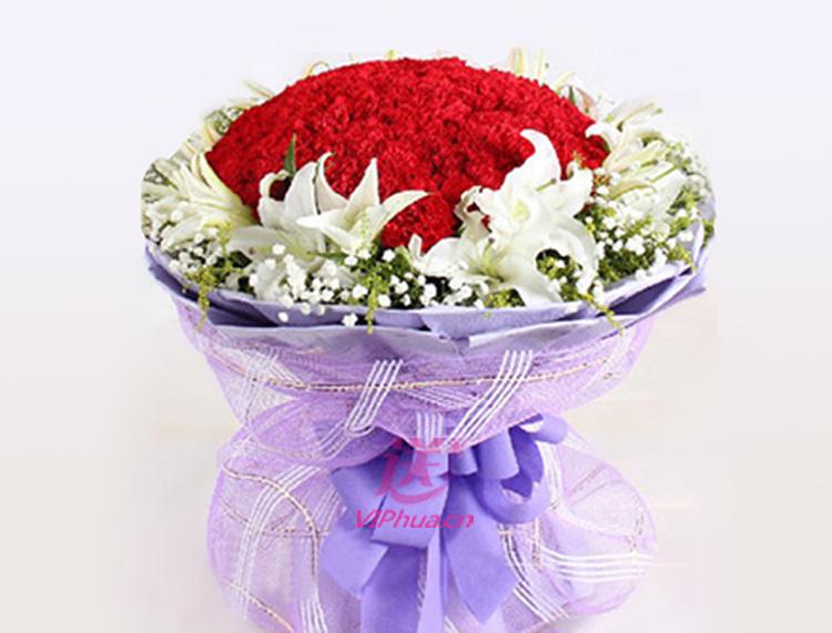 温暖怀抱—快送鲜花网 母亲节订花 送鲜花 鲜花预定 网上订花哪个网站好