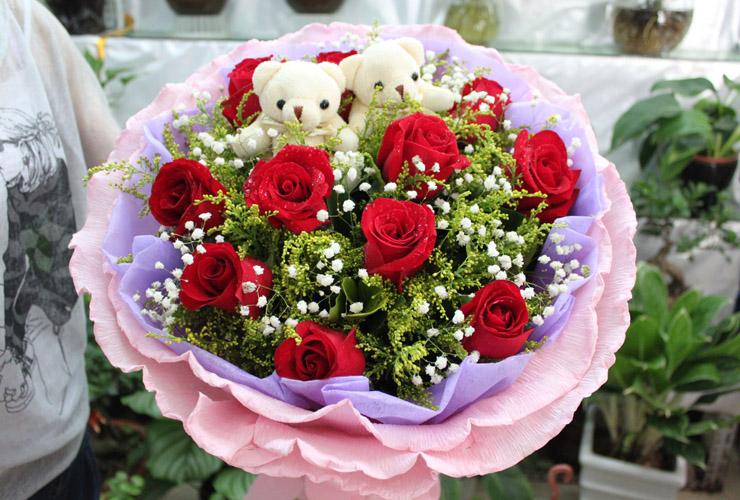 密码情书—快送鲜花网|鲜花蛋糕组合|送生日礼物|异地送鲜花|网上买礼物|预定生日蛋糕