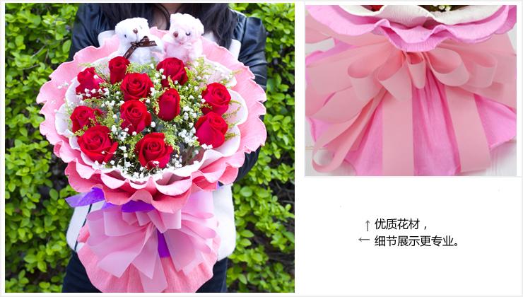 一生最爱—快送鲜花网|全国送花|网购鲜花|邮政鲜花|网上鲜花店