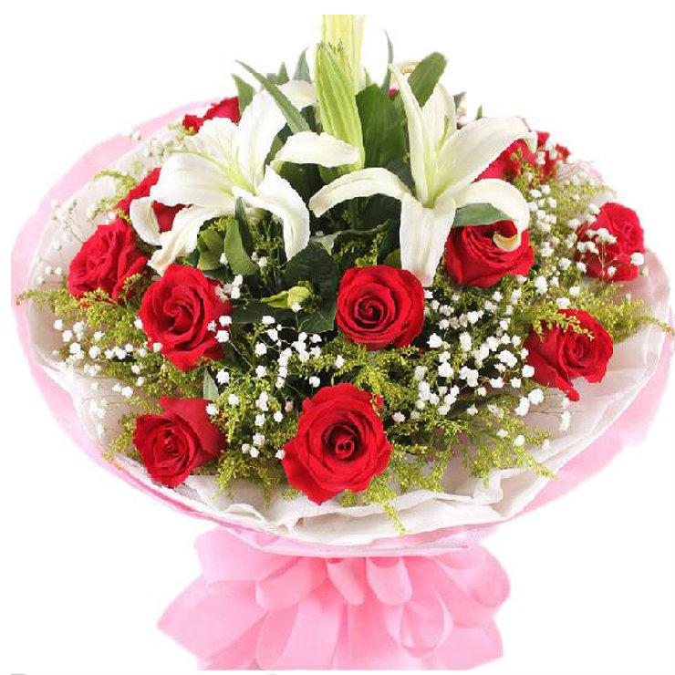 做你的傻瓜—快送鲜花网 绵阳送鲜花 鲜花店 在线订花 网上订鲜花哪个网站好